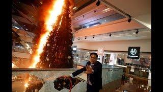 VOA连线(李逸华):香港暴力冲突不断升级,美议员呼吁尽快表决法案