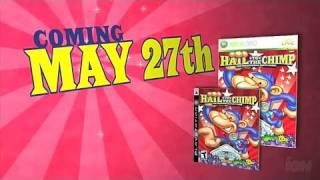 Hail to the Chimp Xbox 360 Trailer - Murgatroyd