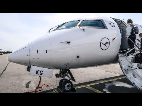 TRIP REPORT | Lufthansa | Bombardier CRJ900 | Munich - Trieste | Economy Class