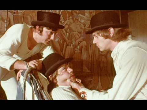 "beethoven music in the clockwork orange Reading the book, speaking about the book -one of out the many interviews burguess gave about alex characteru00b4s that hell no, kubrick did good works, the clockwork orange is bs his depiction of alex simplistic and a plain shit movie, im sorry ooooh kubrik fans- of course was not plan of tonightu00b4s world most famous ""celebrity philosopher""."