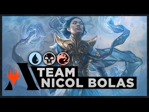 Team Nicol Bolas | War Of The Spark Standard Deck (MTG Arena)