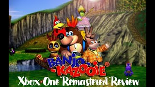 Banjo Kazooie: Xbox One Remastered Edition Game Review