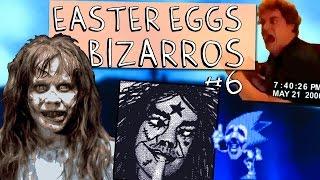 MACABRO! - EASTER EGGS BIZARROS DOS GAMES #06
