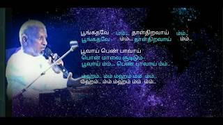 Poongathave Thazh Thiravaai - Ilayaraja song (Tamil HD Lyrics)