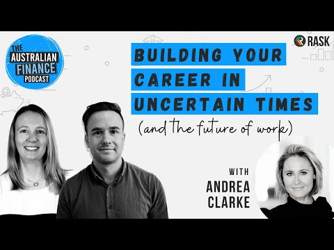 How to land your dream job (and the future of work) ft. Andrea Clarke
