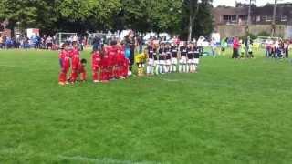 FSV Mainz 05 U8 vs. 1. FC Köln U8 6:0; Jhg 2005, FINALE Turnier 1. FC M`Gladbach 2013