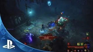 PlayStation E3 2014   Diablo III: Reaper of Souls - Ultimate Evil Edition   Live Coverage (PS4)