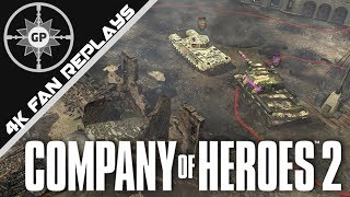 Only The Heaviest Armor - Company of Heroes 2 4K Replays #75