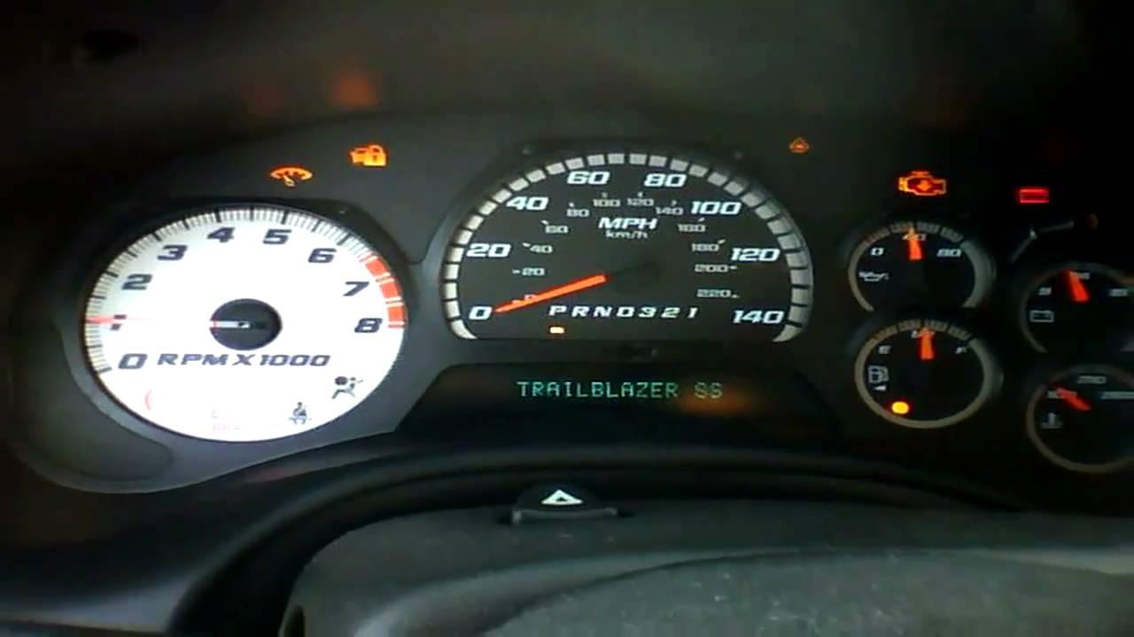 2007 Chevrolet Trailblazer SS Quick Start Up - Noisy ...