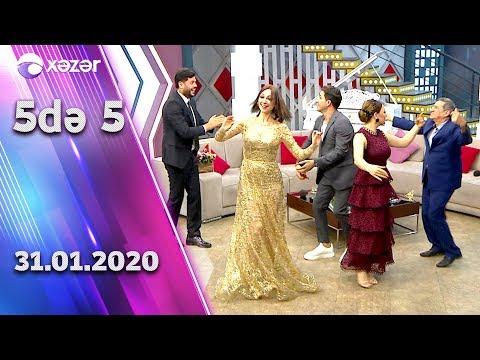 5də 5 - Dana Durdana, Soqdiana, Nicat Mənsimov, Arif Quliyev, Adil Karaca   31.01.2020