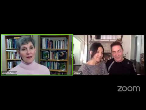 Lynne McTaggart, Dr. Eric Pearl & Jillian Fleer: Healed in an Instant introduction