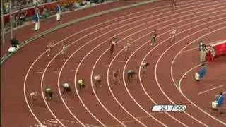 Athletics - Women's 4X100M Relay - Final - Beijing 2008 Summer Olympic Games(The Russian women claim an unforgettable victory in the 4x100m relay competition at the Beijing 2008 Summer Olympic Games., 2008-08-23T03:55:13.000Z)