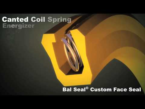 Bal Seal® Spring-Energized Seal Solutions for Aerospace & Defense