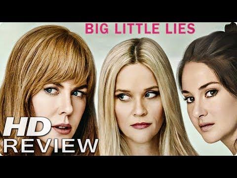 BIG LITTLE LIES Kritik Review (Serie 2017)