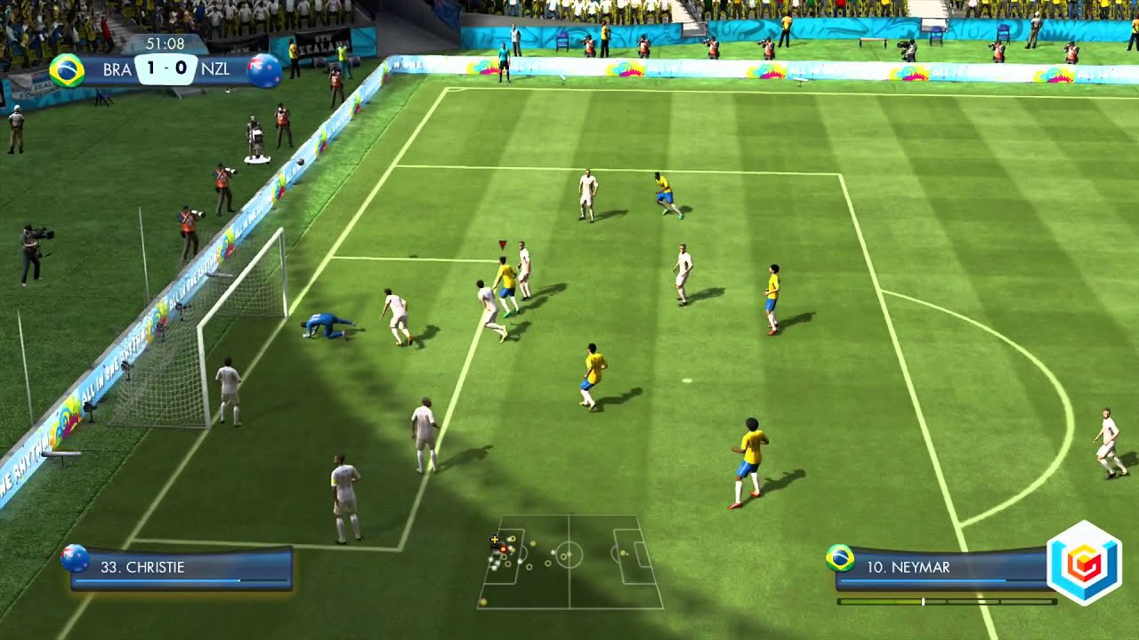 2014 FIFA World Cup Brazil (video game) - Wikipedia