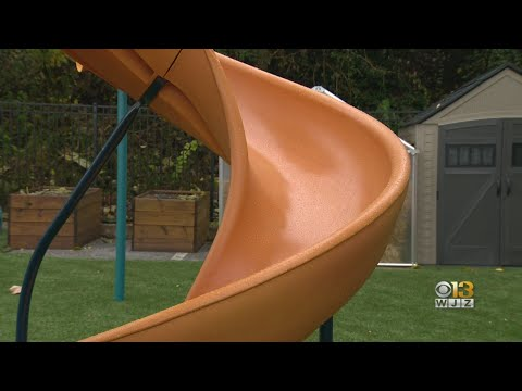 Towson's Arrow Center For Education Tangram Opens Playground For Students With Autism