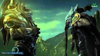 StarCraft II Legacy of the Void – All Cinematics trailer - HD 1080p PT-BR