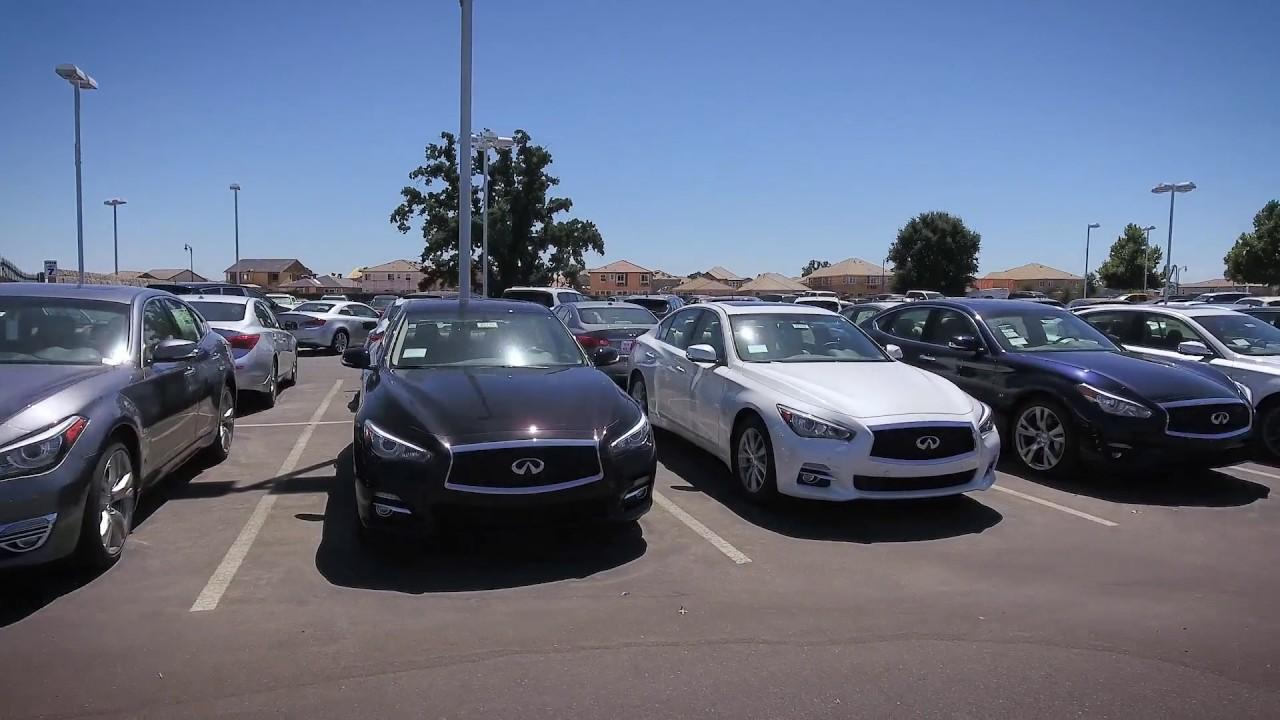Elk Grove Infiniti >> Why Buy A Used Car From Infiniti Of Elk Grove
