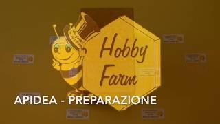 ARNIETTA DI FECONDAZIONE APIDEA -  HOBBYFARM