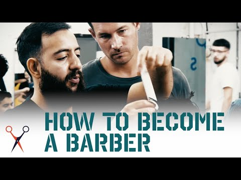 How To Become A Barber - Diploma NVQ 2