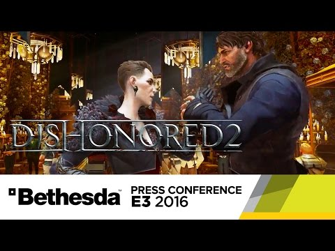 Dishonored 2 – Official E3 Gameplay Trailer