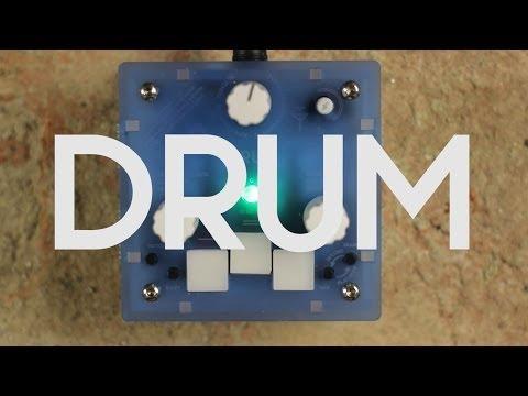 DRUM 1.1 Trinity by Bastl Instruments