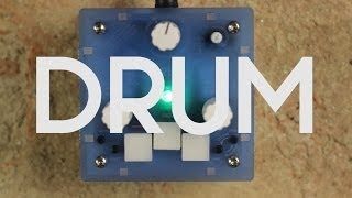 DRUM 1.1 Trinity by Bastl Instruments