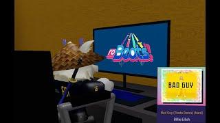 Roblox Robeats l Bad Guy (Hard) (FC)