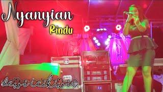 Nyanyian Rindu - Dewi Icikiwir | Dangdut Cover Live Orgen Tunggal Minang