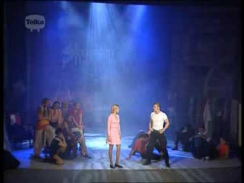 Letní láska-Zbyněk Fric a Zuzana Norisová (1999)