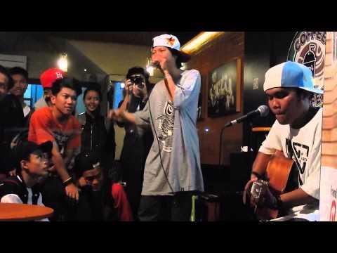 Ryan Rapz - Gak Enak Banget (Satpam Pacaran) live acoustic at Aktivis Hip Hop #3 Jakarta Mp3