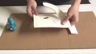 Le cutter mains libres