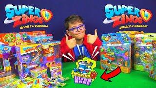 SUPERZINGS SERIE 3 - Ho trovato Mister KING! - Leo Toys