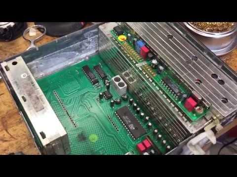 Becker BE 1432 Grand Prix 2000 No Audio diagnosis and Repair