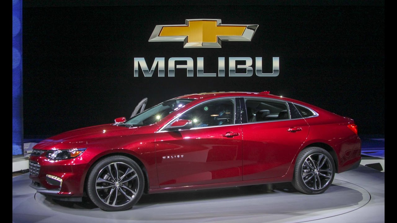 2019 Malibu >> 2018 Chevy Malibu - YouTube
