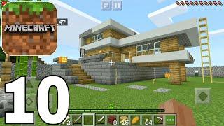 Minecraft: Pocket Edition | GamePlay Walkthrough Part 10 ( iOS, Android ) screenshot 5
