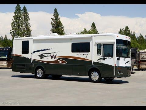 2002 Winnebago Journey 32 Class A Diesel Motorhome Www