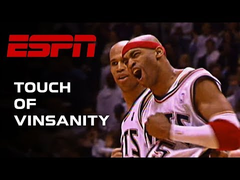 "Vince Carter ""Touch of Vinsanity"" ESPN Feature (2017)"
