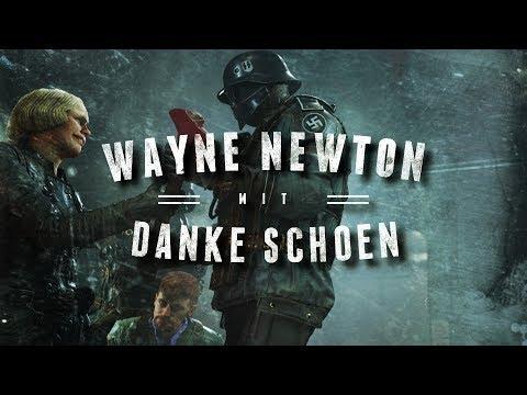Wayne Newton - Danke Schoen [Wolfenstein: The New Colossus Reveal Trailer]