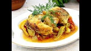 вкусный рецепт тушёной рыбы (Аргентина)