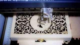 Custom Laser Cutting / Engraving By Dragon Hollow Design, 370% Ff