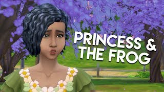 AWFUL ALIEN BABY // The Sims 4: Princess & The Frog #10
