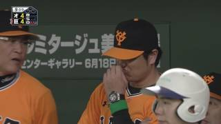 【巨人戦中継】解説の原さん、高橋監督の采配に物申す