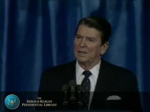 Ronald Reagan Evil Empire Speech (Excerpt)