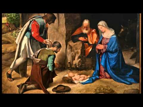Giorgione, the Adoration of the Shepherds