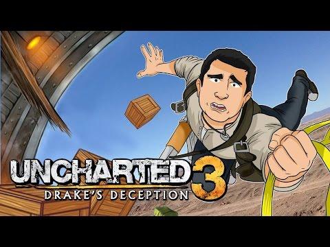 """Uncharted 3 Drake´s Deception Ep. 4 """"Perdido en el Desierto"""""""