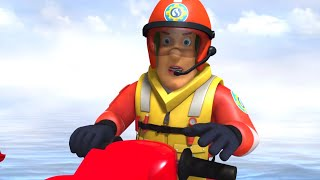 Fireman Sam New Episodes 🔥Danger On The Sea 🚒 Fireman Sam Collection 🚒 🔥 Kids Movies