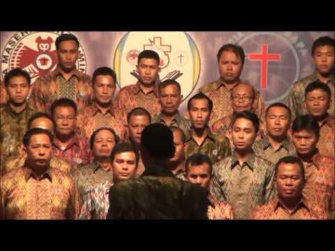 PKB GMIM SETIA KUDUS PONDANG (Mars Kaum Bapa Gereja dan Beati Mortui)