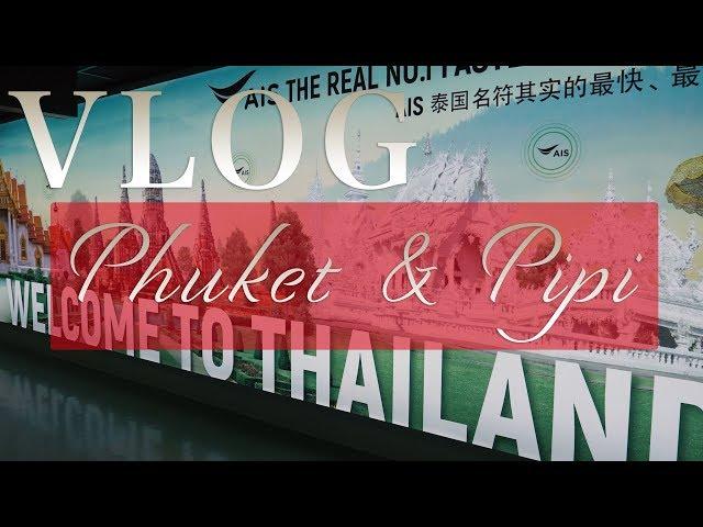 [VLOG] ピピ島 Thailand Family Trip 1 (GH5とレンズ1本で撮る)