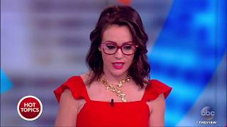 Alyssa Milano On Her Friend Georgina Chapman Getting Blamed For Weinstein